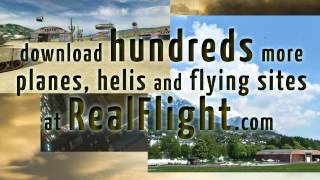 RealFlight Expansion Packs: proof that variety is the spice of flight, too.