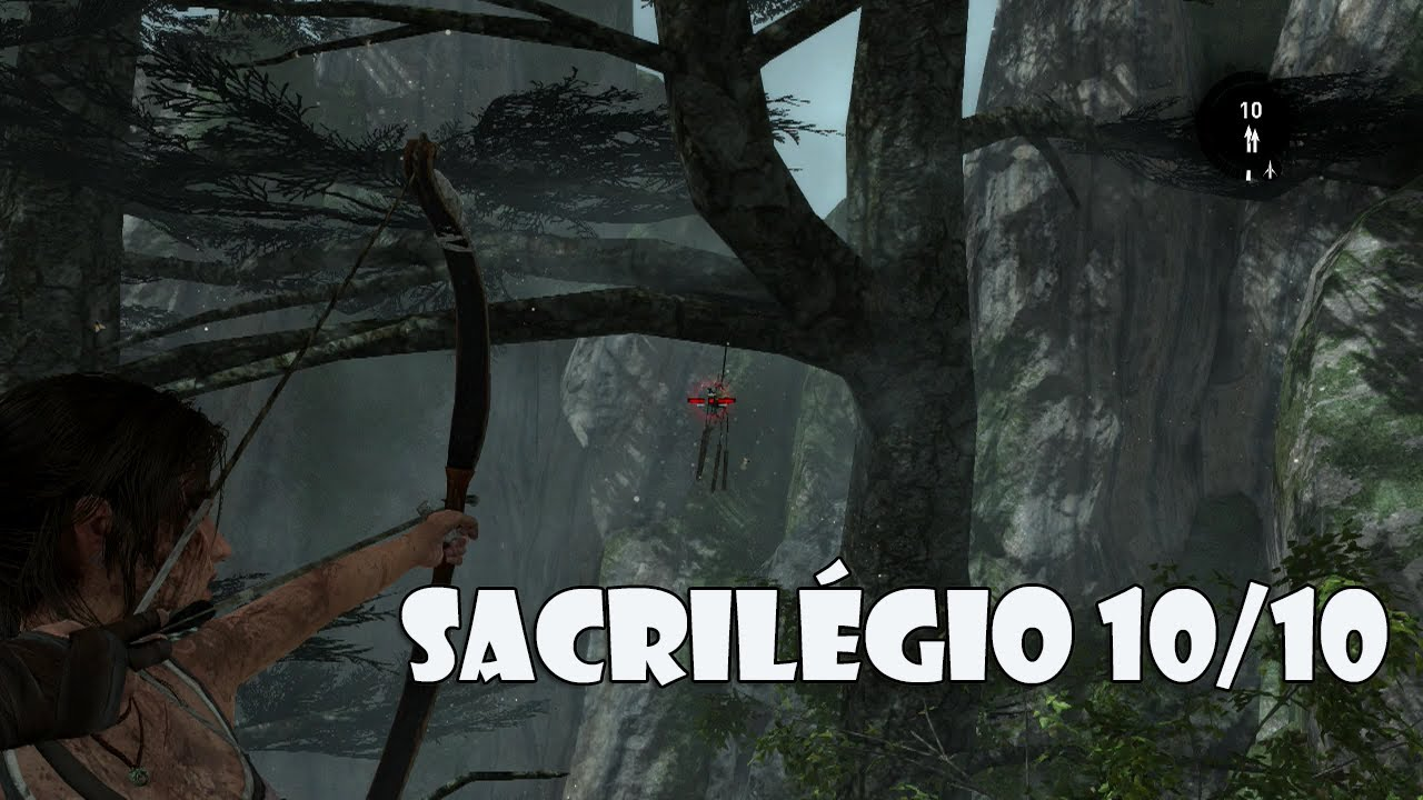 Tomb Raider - Sacrilégio/Ghost Hunter