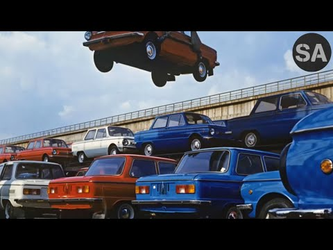Тот самый Запорожец! Большая история МАЛЕНЬКОГО Авто!!! ЗАЗ-968М