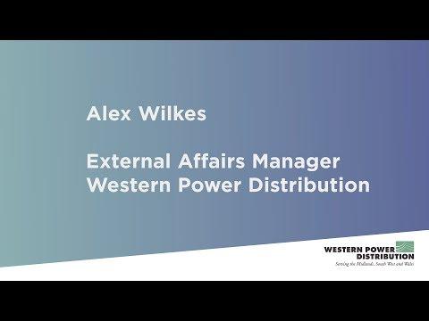 Alex Wilkes - WPD External Affairs Manager