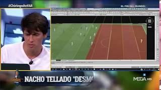 Nacho Tellado 'DESMONTA' el VAR y DESVELA que SE EQUIVOCÓ