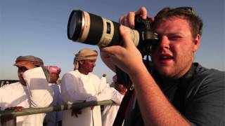 Travel Oman - Behind the Lens with Jake Salyers