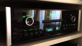 MARTIN LOGAN ODYSSEY AND MCINTOSH SYSTEM