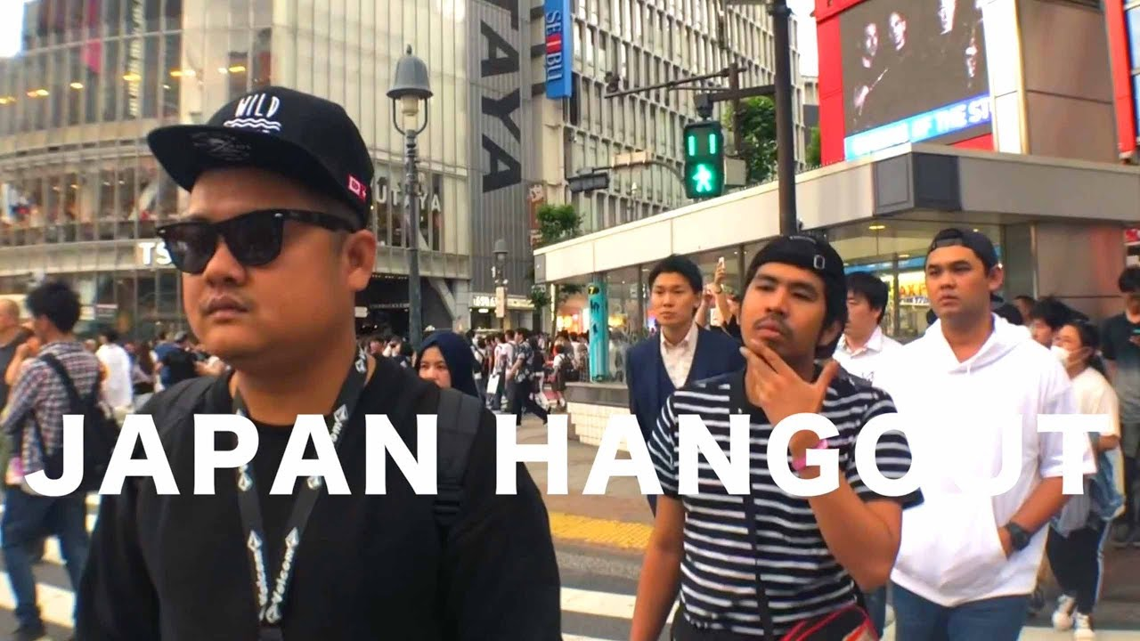 HANGOUT ENTERTAINMENT - Live in japan ep1.