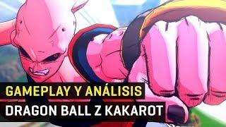 ¡Todos los detalles de Dragon Ball Z Kakarot! El gameplay más completo
