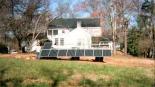 Oak Grove Plantation B&B Solar Time Lapse