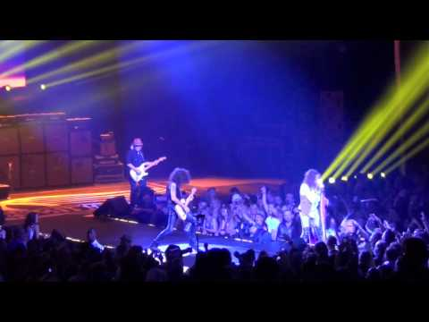 Aerosmith Foxwoods MGM Grand Casino CT. 7-10-13 NO MORE NO MORE