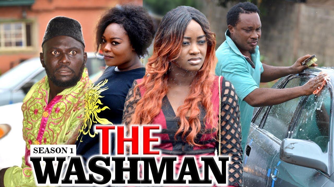 Download THE WASHMAN 1 (YUL EDOCHIE) - LATEST NIGERIAN NOLLYWOOD MOVIES