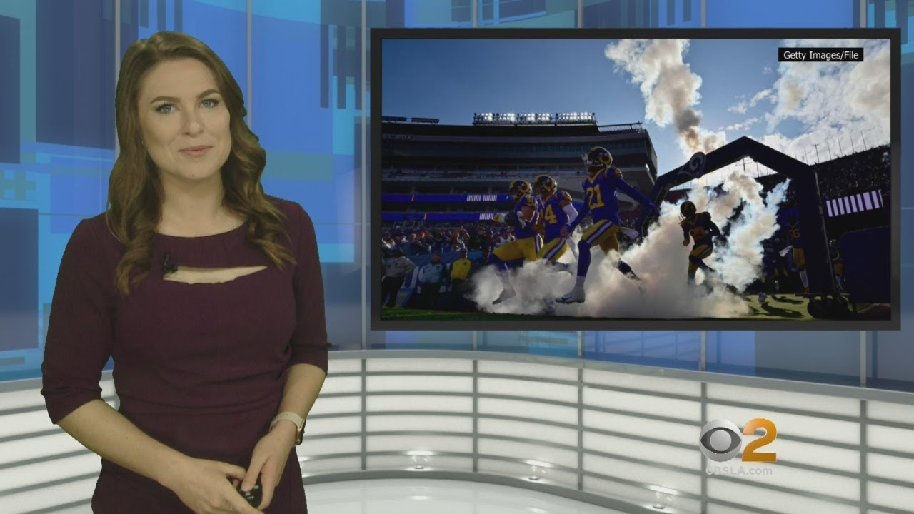 Possible New LA Rams Logo Draws Criticism After Leaking Online