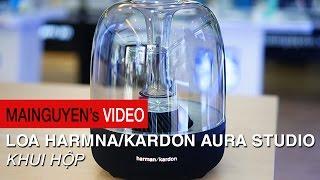 khui hop harmankardon aura studio - giong aura 60 watt chi 59 trieu