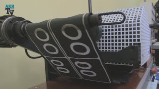 Демонстрация нового оборудования по изготовлению новых номерных знаков для транспорта(, 2016-03-30T07:10:11.000Z)