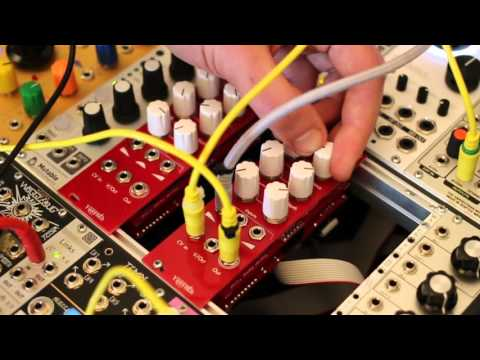 MUFF WIGGLER :: View topic - [pcb+panel] yusynth steiner parker
