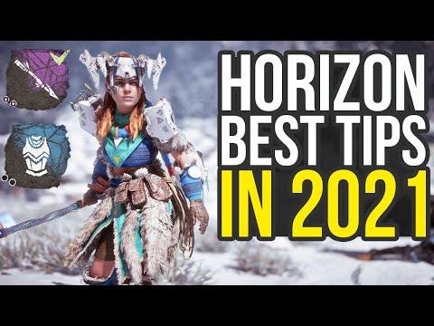 Horizon Zero Dawn Is Free - Best Tips When Playing In 2021 (Horizon Zero Dawn Tips And Tricks)