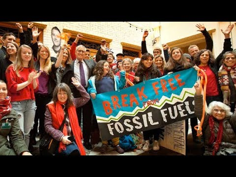 Portland Pledges To Defend Ban on Fossil Fuel Infrastructure Projects