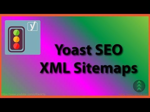 Yoast SEO Plugin XML Sitemaps - 동영상