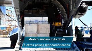 El lote permitirá garantizar la aplicación de las segundas dosis contra el Covid-19 en Bolivia, indicó la autoridad sanitaria
