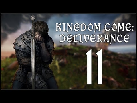SELLING OUR LOOT - Kingdom Come: Deliverance - Ep.11!