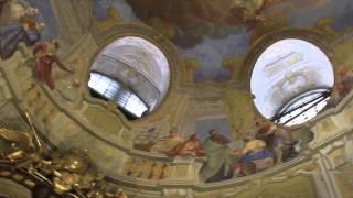Гид в Вене. Национальная библиотека в Вене.(, 2015-06-14T17:26:41.000Z)