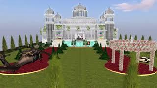 Second Life. Хрустальный Дворец. Свадьбы.Праздники.