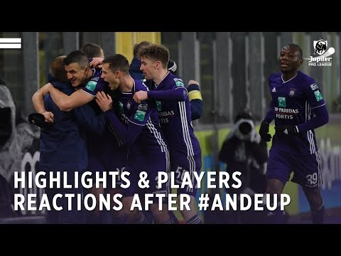 Highlights & players reactions after #ANDEUP