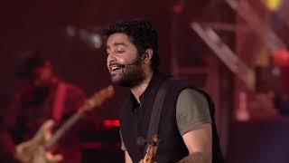 Gerua - Shah Rukh Khan | Kajol | Dilwale | Arijit Singh Live MTV India Tour