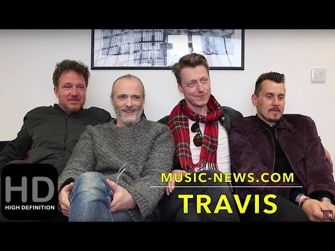 Travis I Interview I Music-News.com
