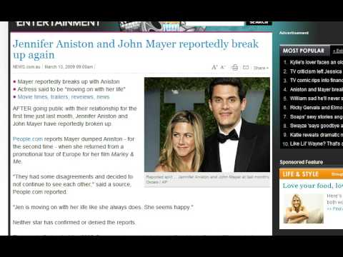 jennifer aniston needs the magic of making up to get her man back
