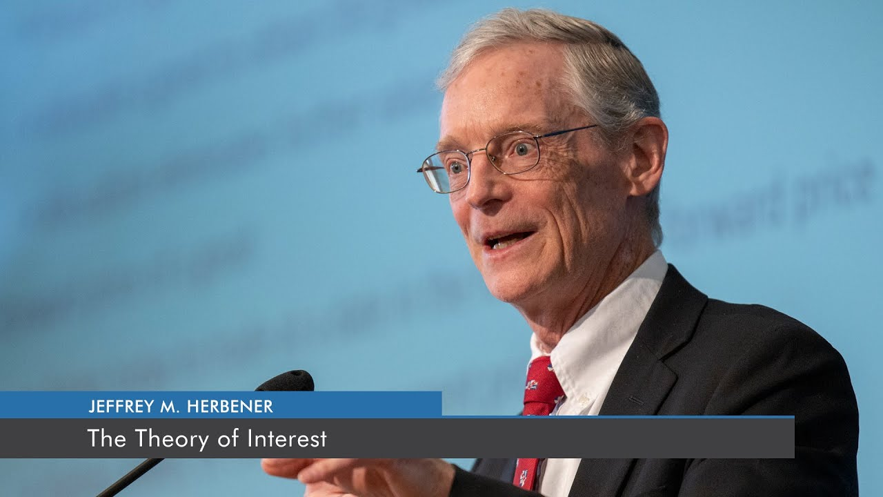 The Theory of Interest | Jeffrey M. Herbener