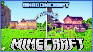 I Rebuilt Lizzie's Shadowcraft House & Gave it a Makeover! (ft LDShadowlady)