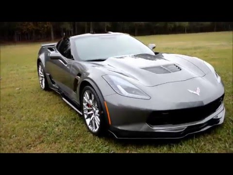 Shark Gray Is Th Best Color For A 2016 Zo6