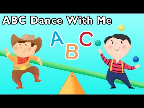 ABC Dance With Me and More  Learn ABC Songs  Back to School with Mother Goose Club!