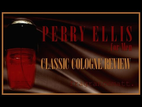 "MFO: Episode 170: Perry Ellis for Men (Original) by Perry Ellis (1985) ""80's Fever!"""