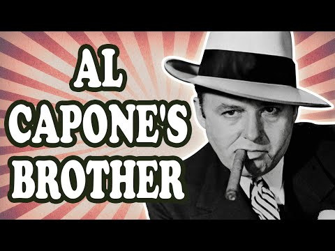 Al Capone and His Brother, the Prohibition Officer