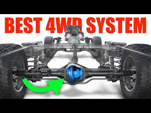 What Is The Best 4WD System?
