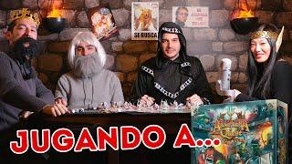 Arcadia Quest: http://boardgamegeek.com/boardgame/155068/arcadia-qu...