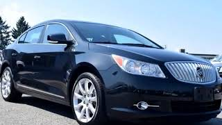 Used 2010 Buick LaCrosse CXS for sale in Kelowna, BC