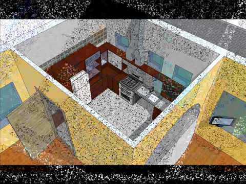 Proyecto de casa adaptada para discapacitados youtube - Diseno de chimeneas para casas ...