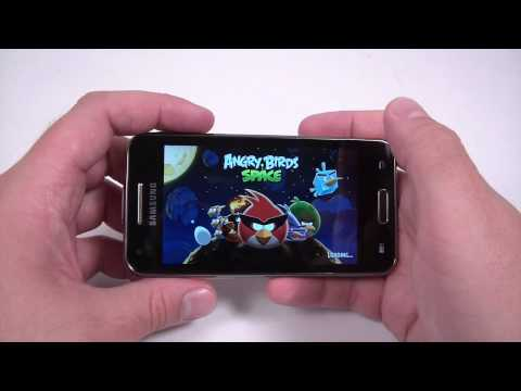 Samsung Galaxy Beam (i8530) hands-on