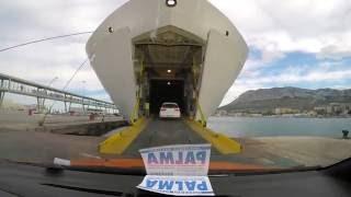 Embarque en Balearia+ Bahama Mamma - Puerto de Denia. Denia - Ibiza - Mallorca - Ford Focus ST 225cv