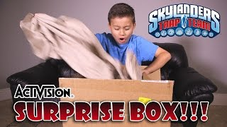 ACTIVISION Surprise Box!!!  TRAP TEAM???