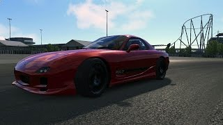 EPIC RX-7 SOUNDS | Assetto Corsa