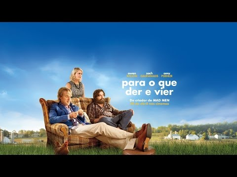 Trailer do filme Para O que Der e Vier