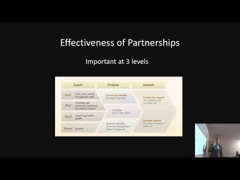 Partnership and Collaboration - Evaluating Partnerships