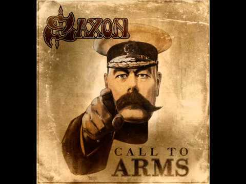 Saxon - Call To Arms (Orchestral Version) HQ