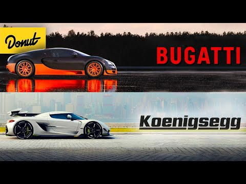 Bugatti vs Koenigsegg – Which is the BETTER Hypercar (and WHY)