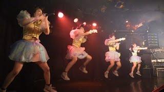 2015/12/06 渋谷eggman 流星群少女定期対バンライブ Vol.4 ~ROAD TO FU...