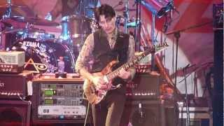 Steve Vai - Weeping China Doll Live Vicar St Dublin Ireland 04 Dec 2012