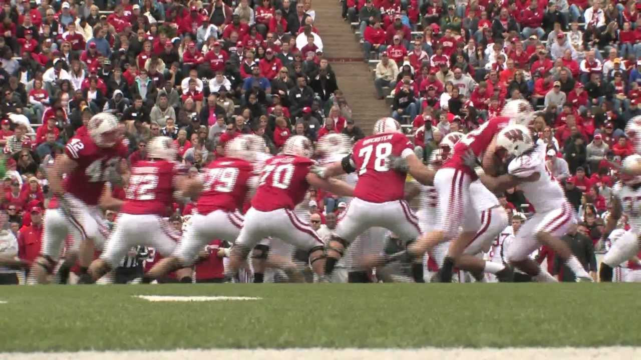 Wisconsin Badgers Football Time Warner Cable: Wisconsin Badgers Offensive Line Feature - YouTuberh:youtube.com,Design