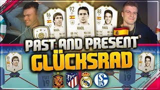 FIFA 19: ICON RAÚL Past and Present Glücksrad BUY FIRST GUY 🕔🔥