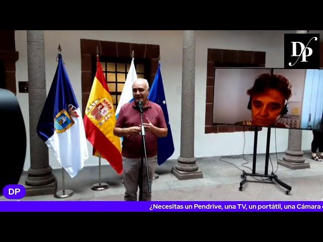 Declaraciones del director técnico del Pevolca Miguel Ángel Morcuende 13/10/2021